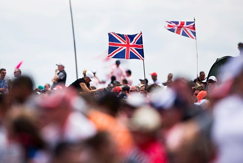 The British Grand Prix: held to ransom by one B.Ecclestone Esq