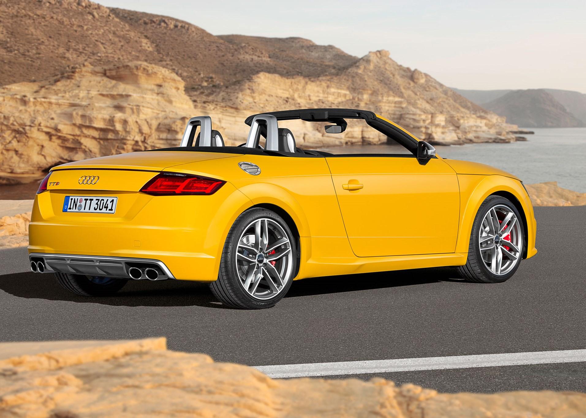Audi TTS Roadster (2015) review | CAR Magazine