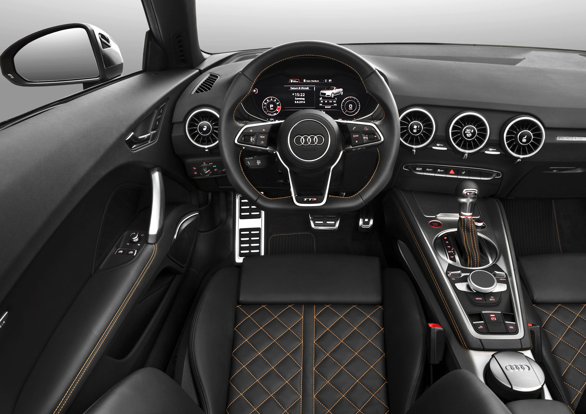 Audi Tts Roadster 2015 Review By Car Magazine