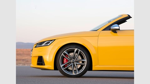 Audi tt roadster lease deals