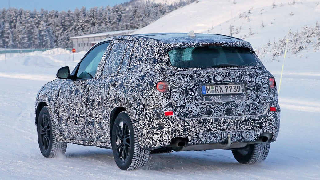 The Next BMW X Spied Full Scoop On S G SUV By CAR Magazine - All new bmw cars