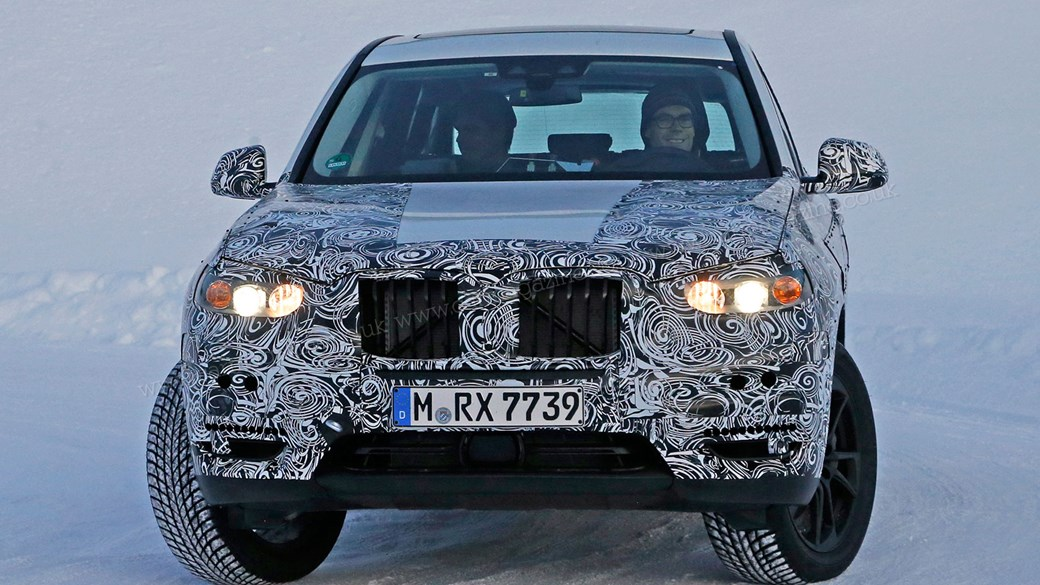 The next BMW X3 spied full scoop on 2017s G01 SUV by CAR Magazine