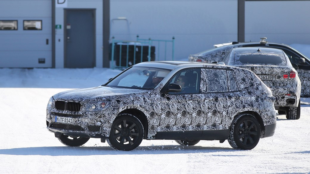 Awesome The New 2017 BMW X3 Crossover