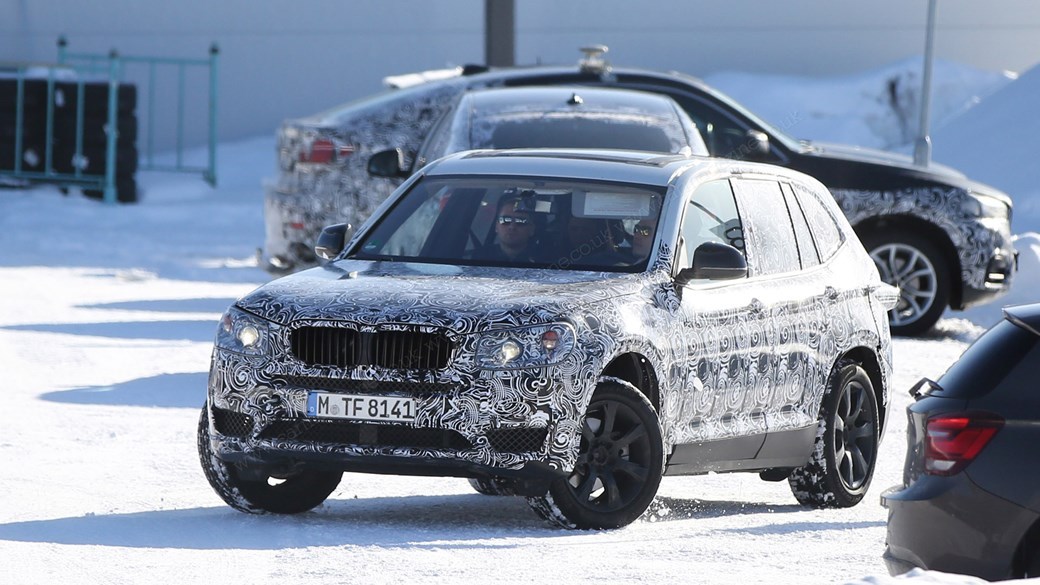 Hybrids Are A Coming On The 2017 Bmw X3