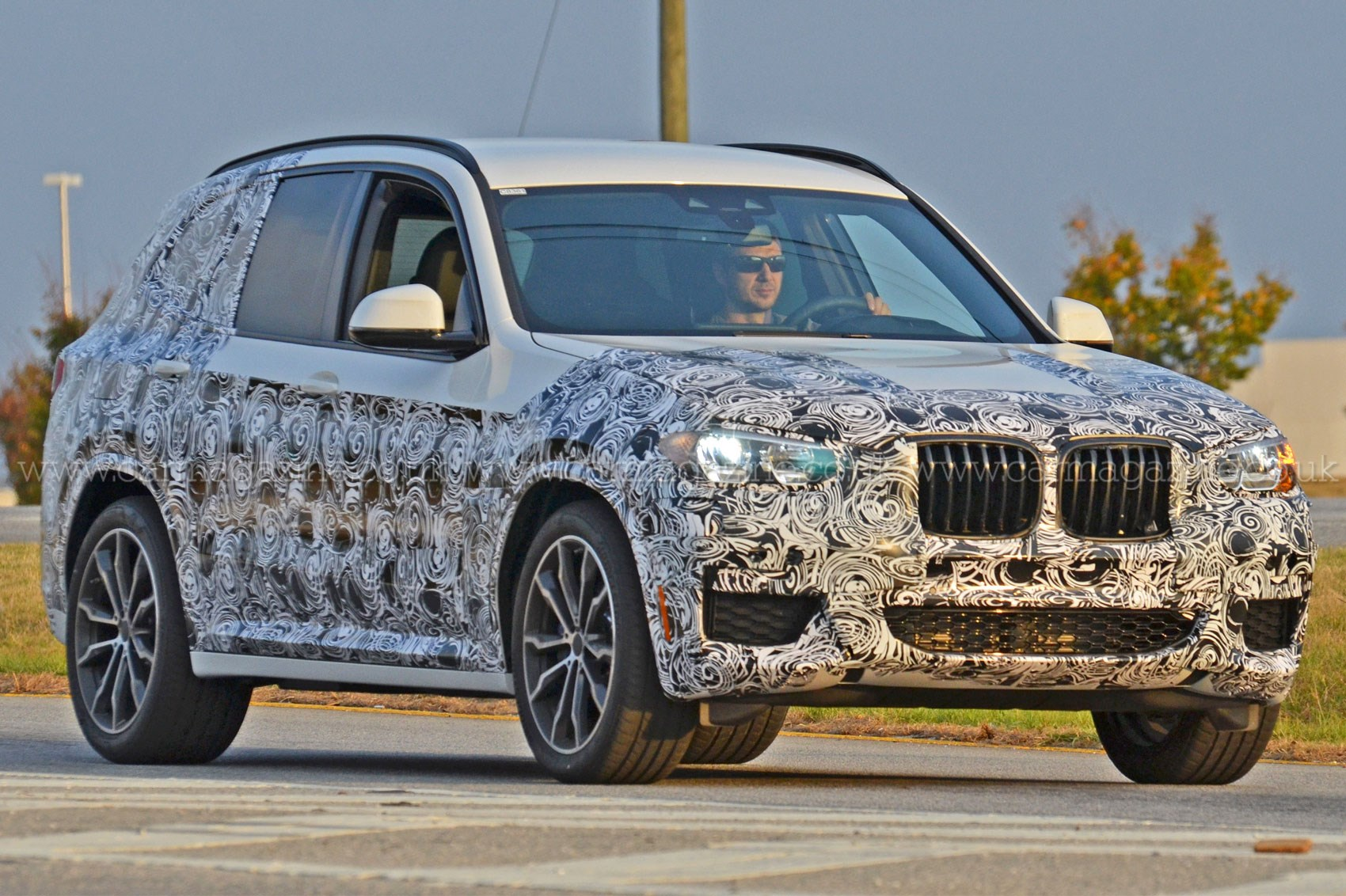 2018 BMW X3: Redesign, Platform, Changes >> The Next Bmw X3 Spied Full Scoop On 2017 S G01 Suv Car Magazine