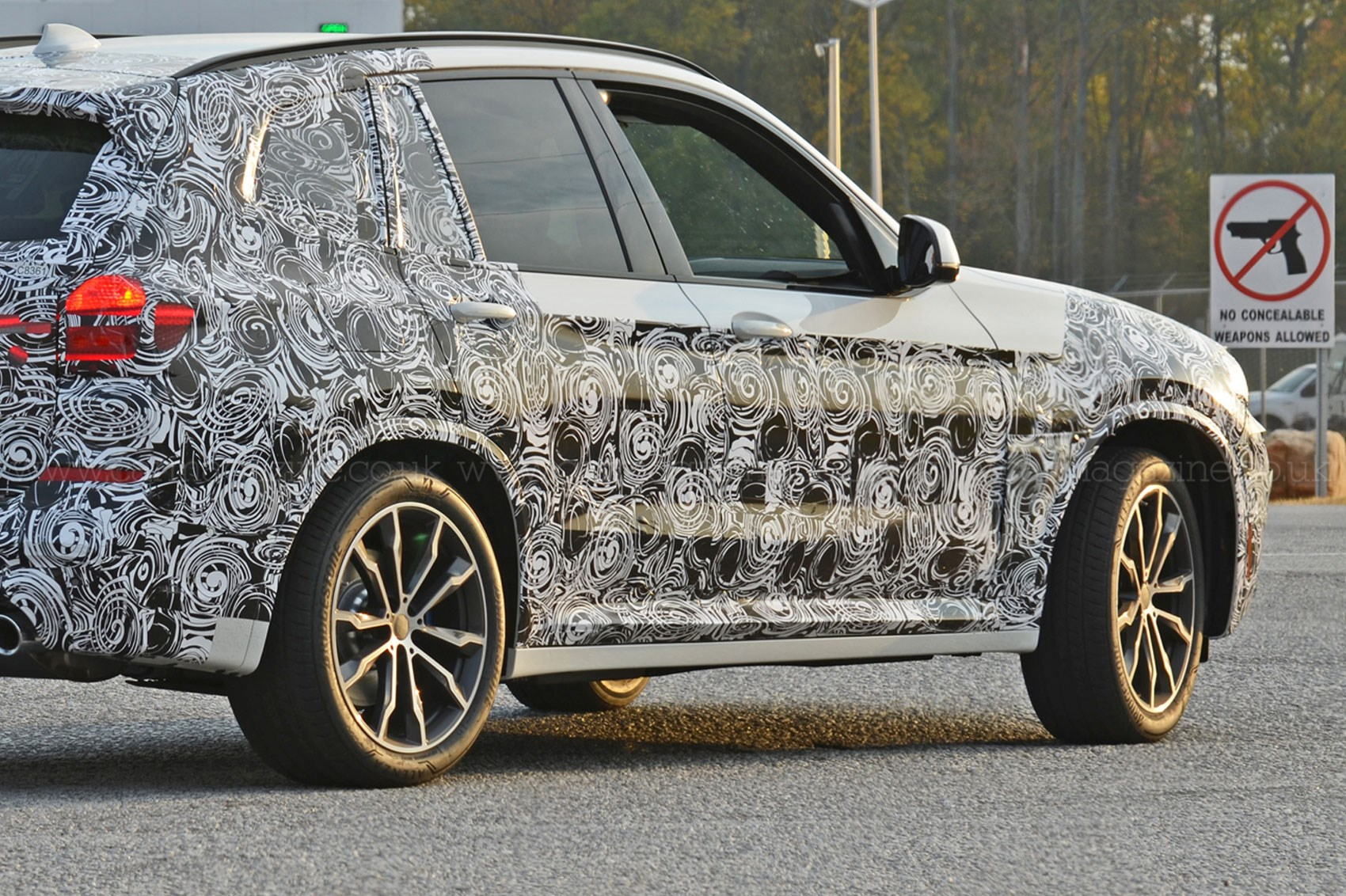The next BMW X3 spied: full scoop on 2017's G01 SUV | CAR Magazine