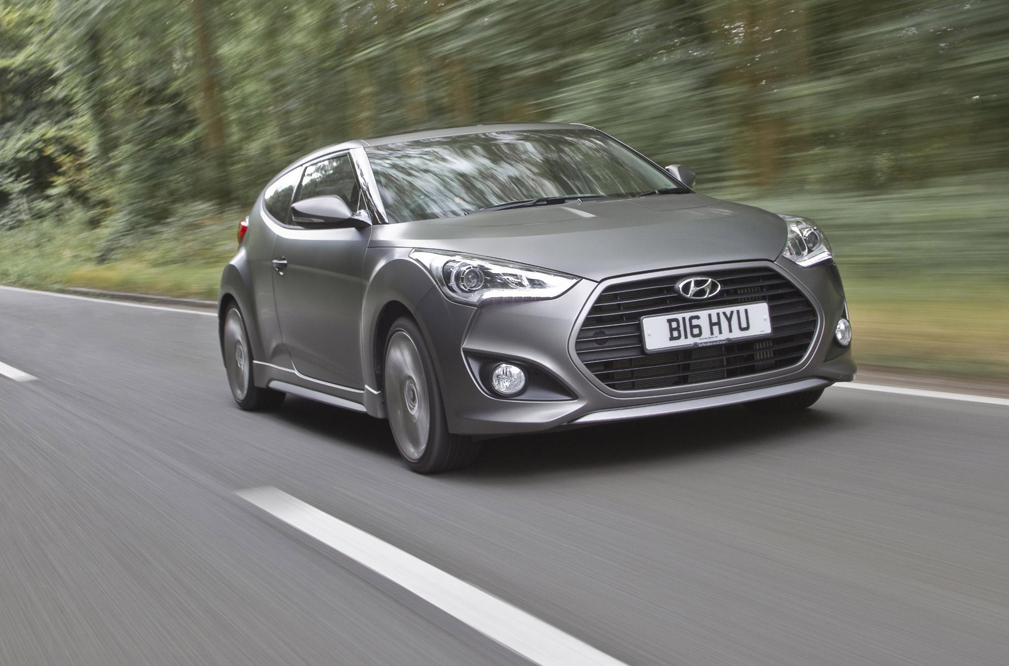 Hyundai Veloster coupe bites the dust in the UK   CAR Magazine