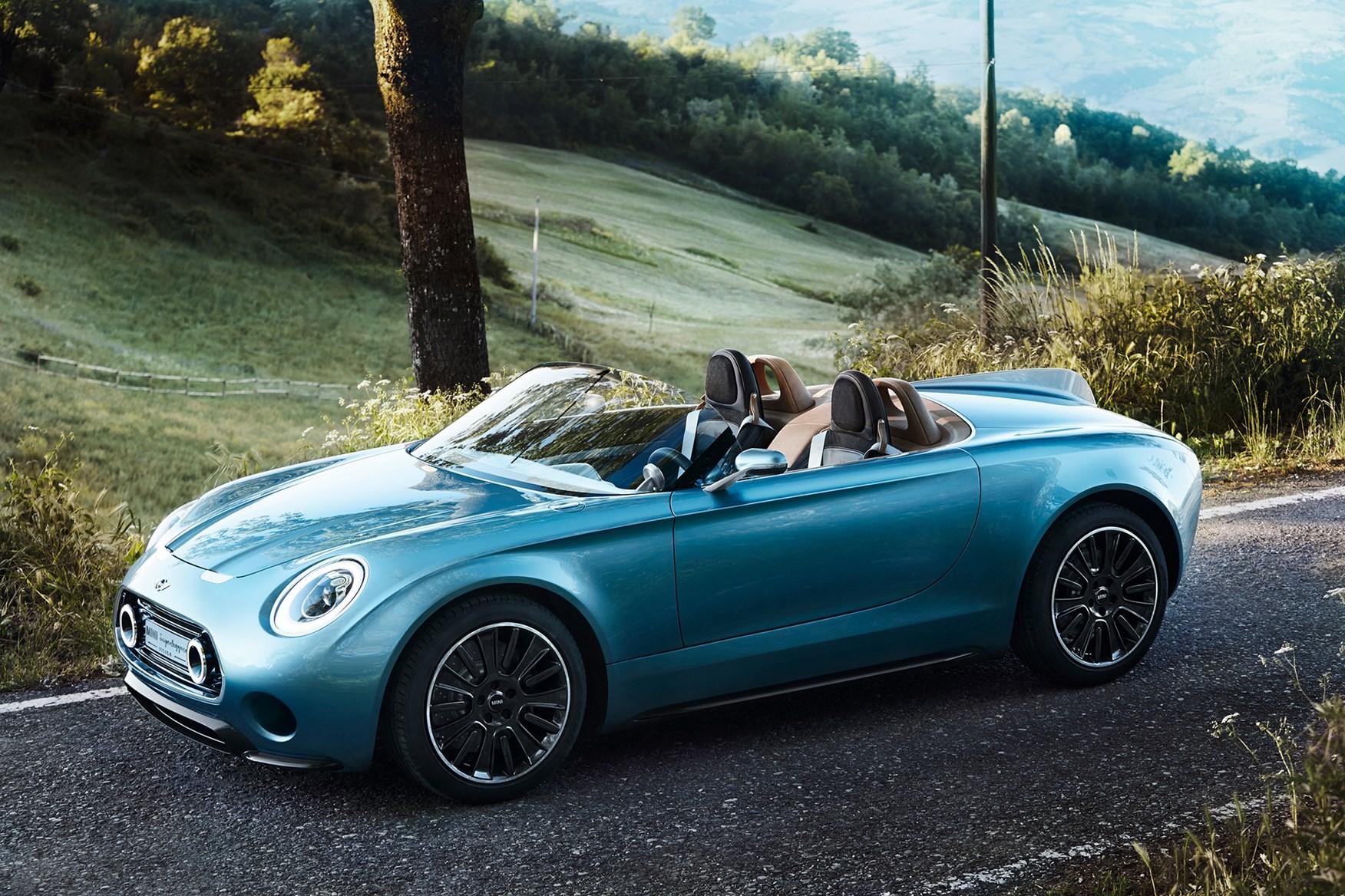 The Mini Superleggera Show Car At Villa D Este