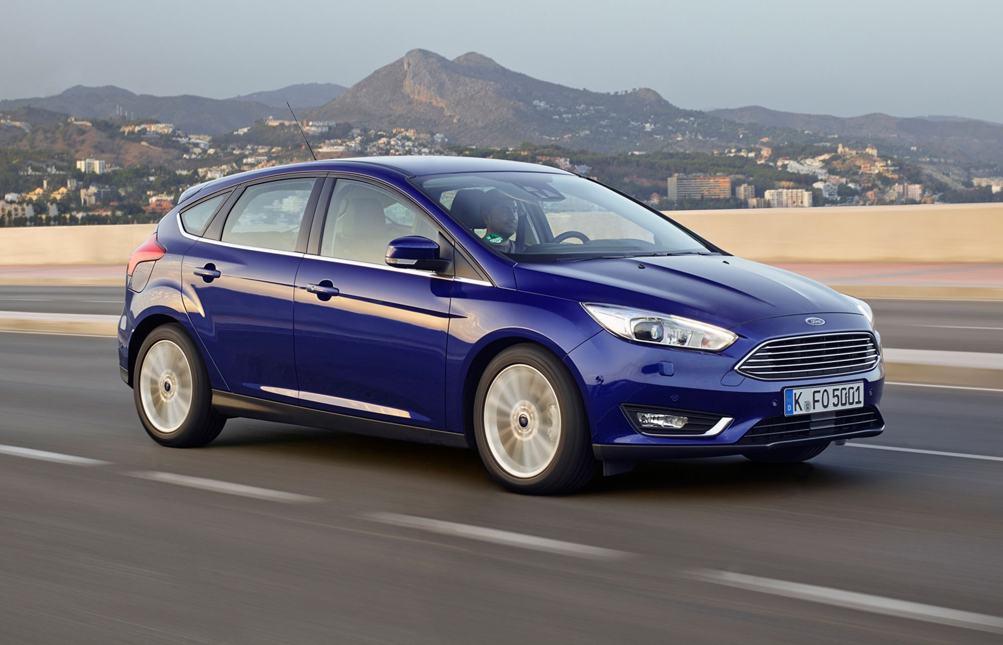 Ford Focus 1 5t Ecoboost Anium X 2017 Review