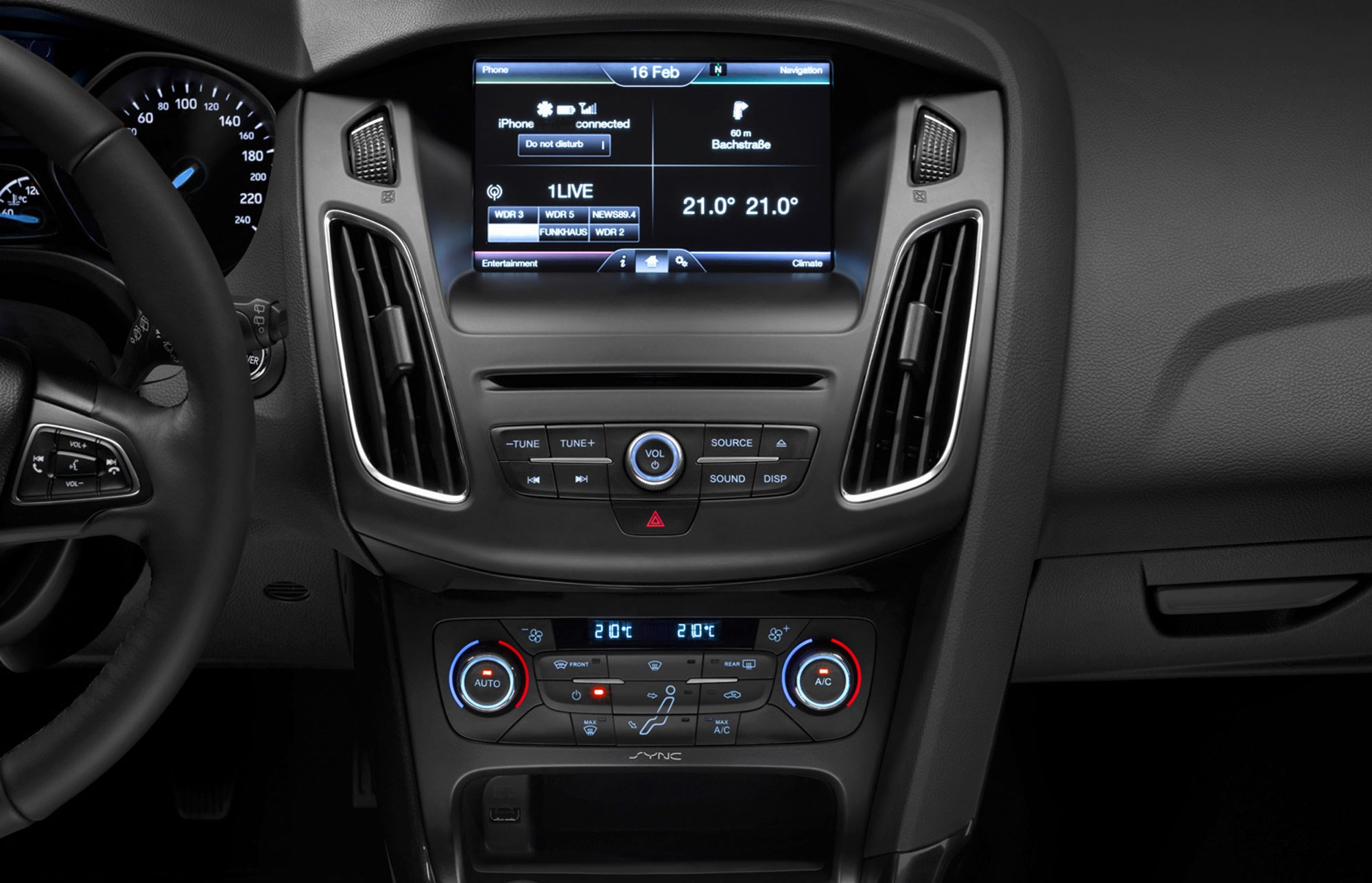 2015 ford focus interior. interioru0027s richer for it new 8 2015 ford focus interior