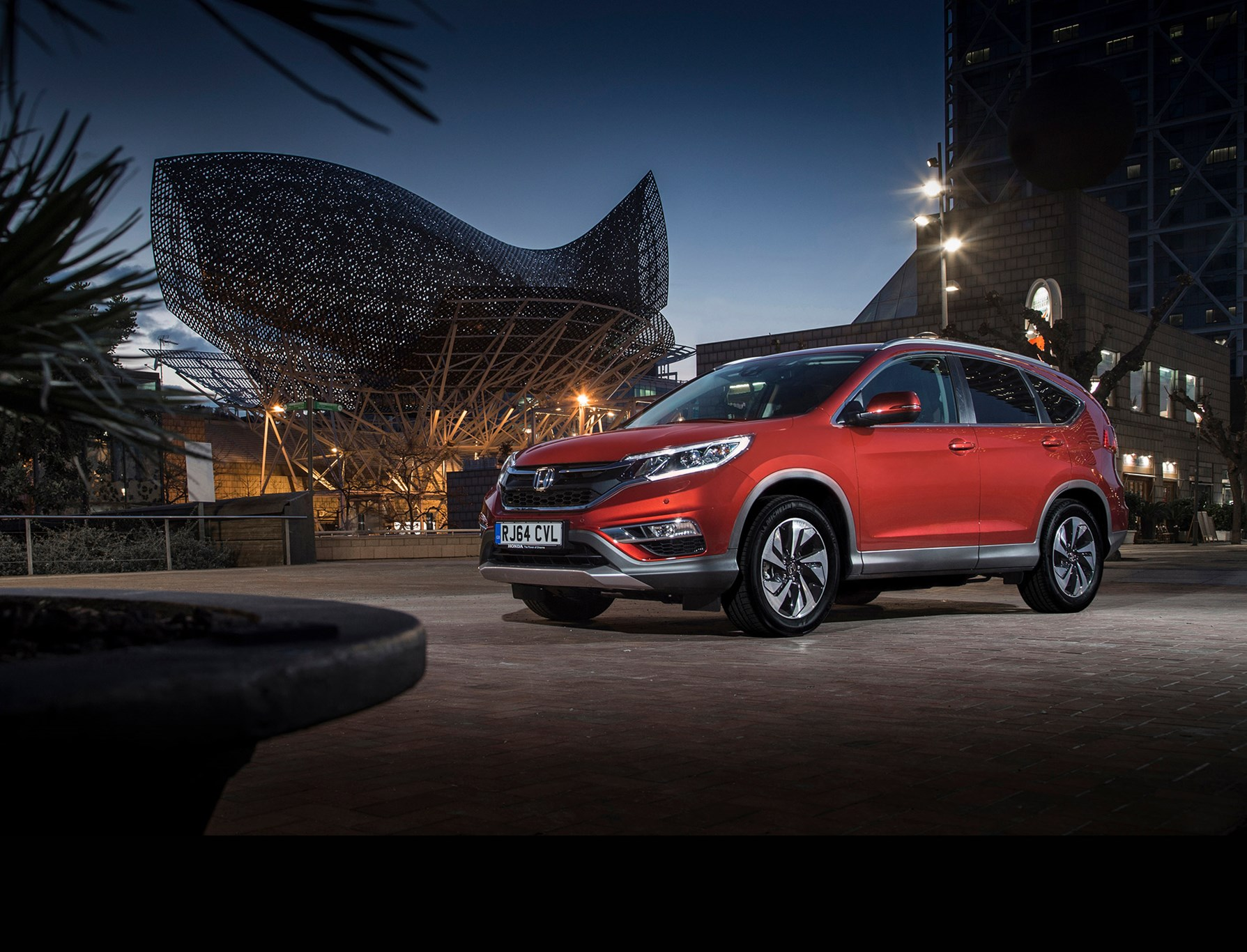 Honda CR V Now Available With Five Years Free Servicing