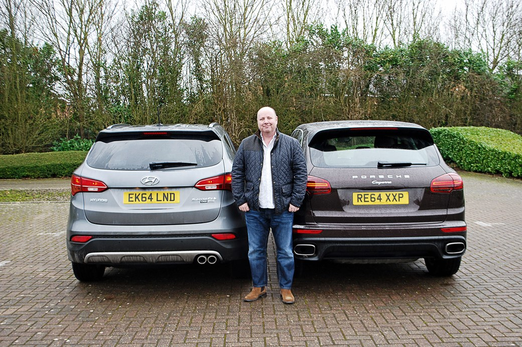 Hyundai Santa Fe 2015 Long Term Test Review Car Magazine