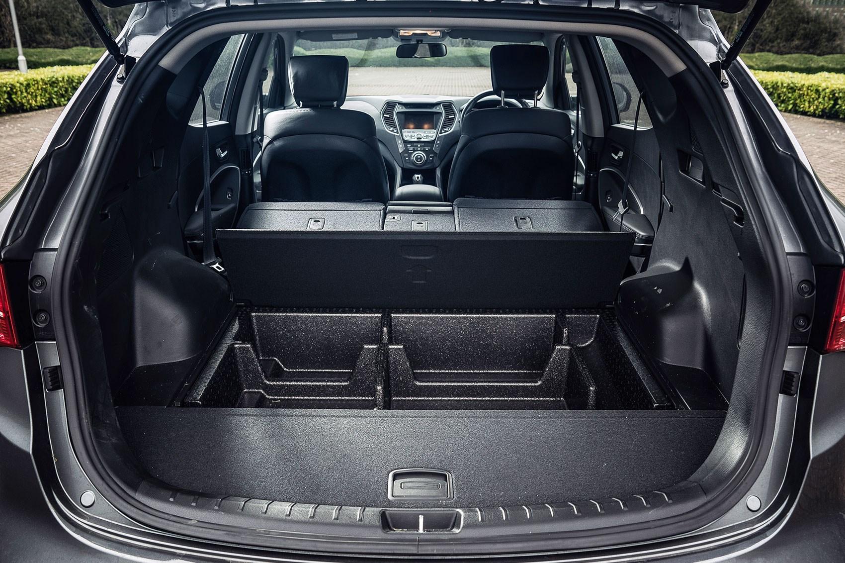 hyundai santa fe 2015 long term test review car magazine. Black Bedroom Furniture Sets. Home Design Ideas