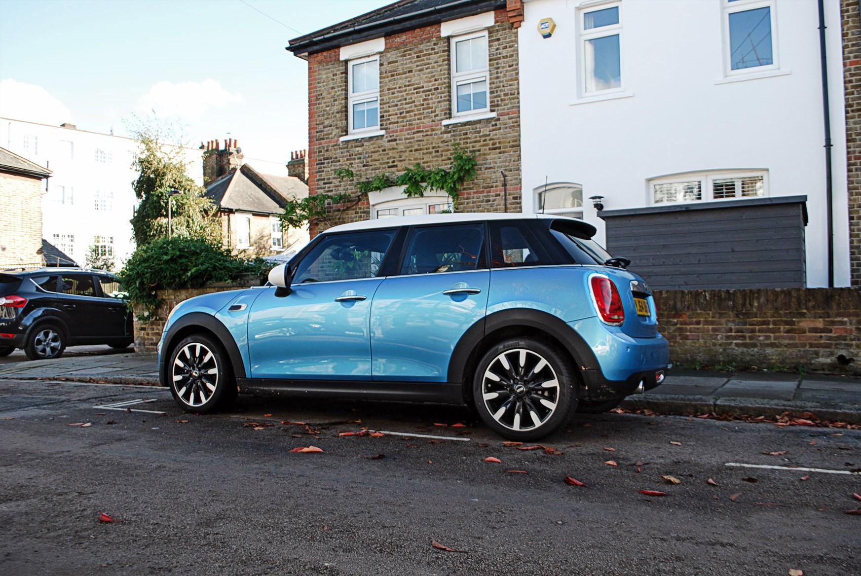 The New Five Door Mini Hatchback
