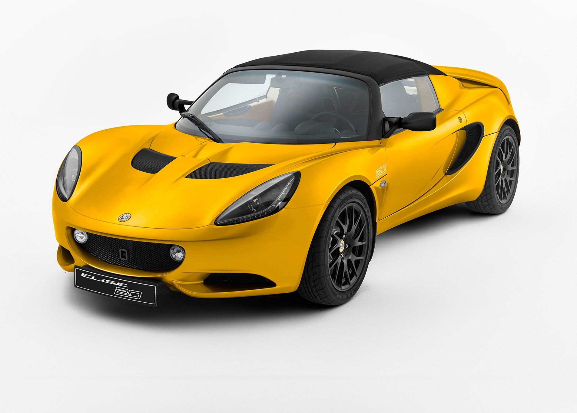 lotus elise 20th anniversary special edition 2015 revealed by car magazine. Black Bedroom Furniture Sets. Home Design Ideas