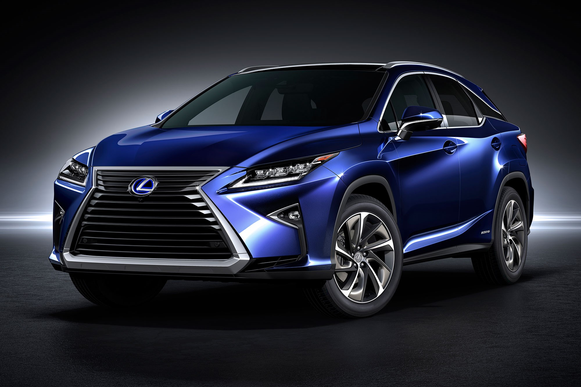 Lexus RX: the fourth generation lands at 2015 New York ...