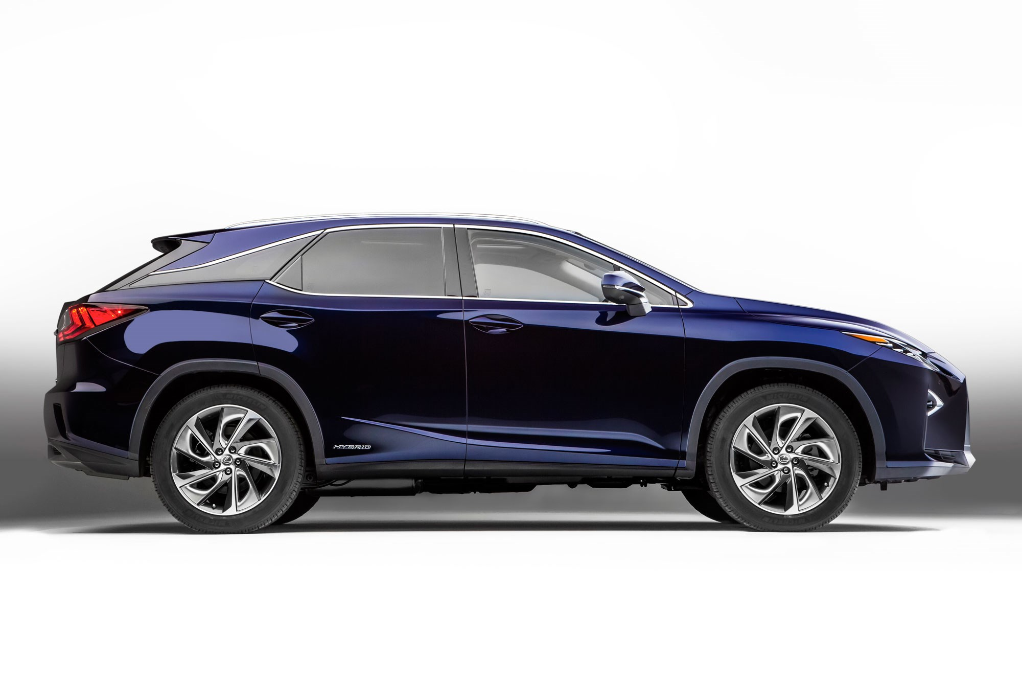 lexus rx the fourth generation lands at 2015 new york auto show by car magazine. Black Bedroom Furniture Sets. Home Design Ideas