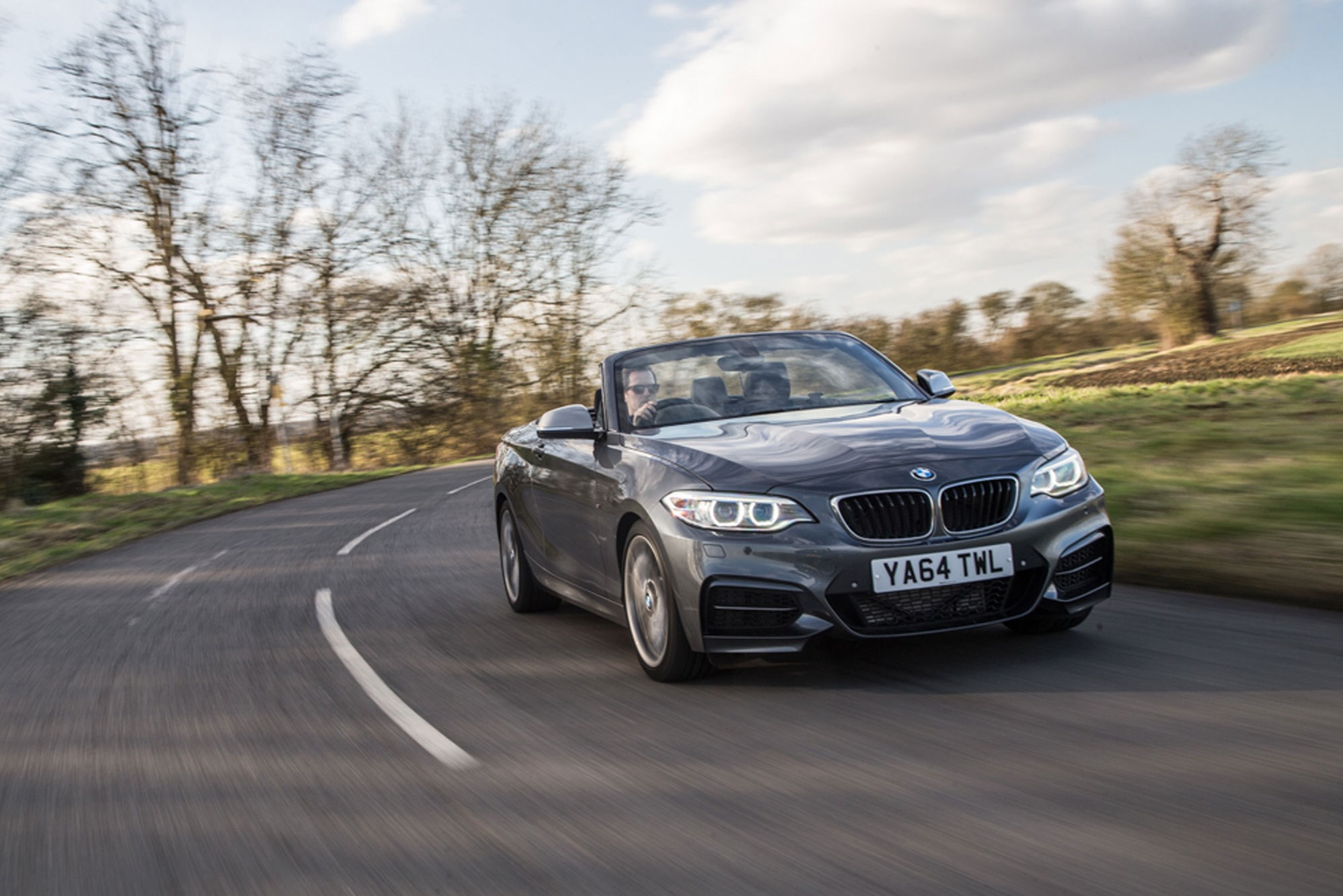 Bmw M235i Convertible 2017 Review