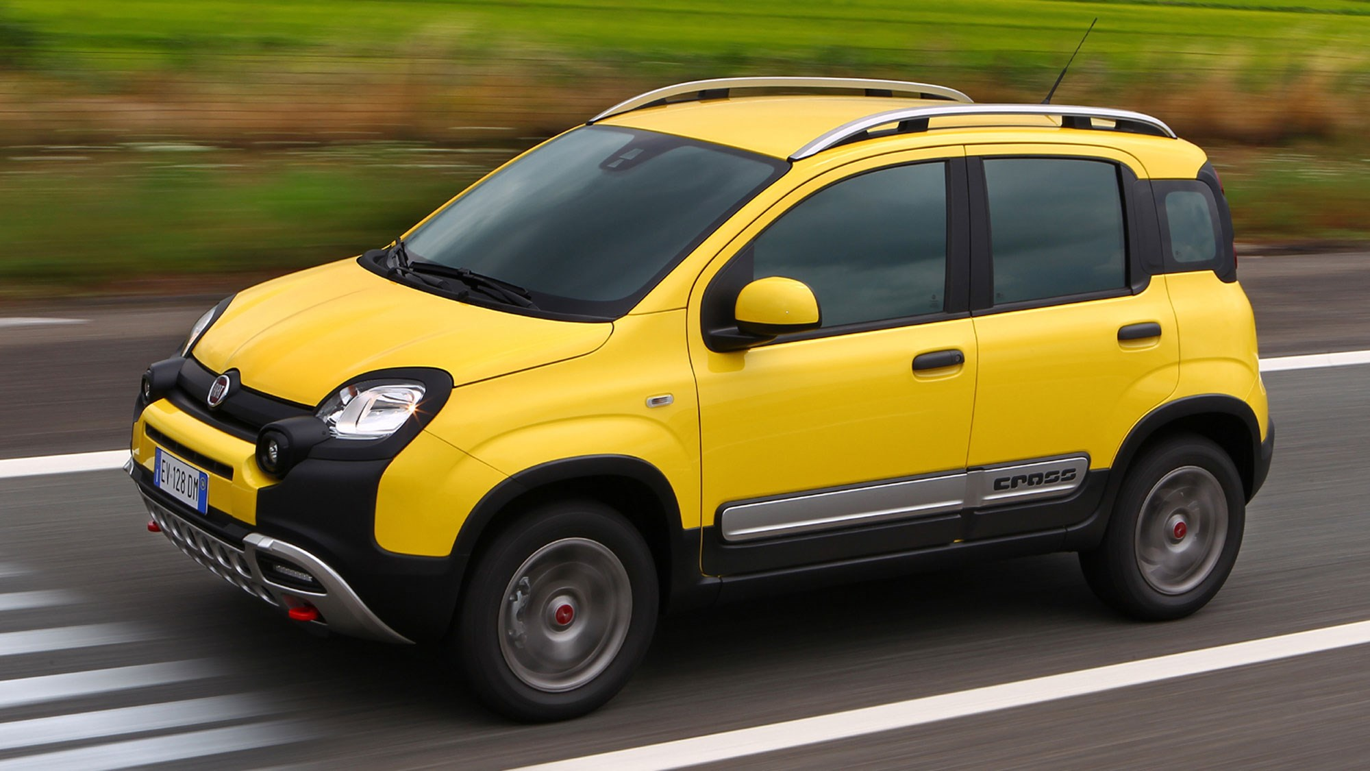 fiat panda cross twinair 2015 review car magazine. Black Bedroom Furniture Sets. Home Design Ideas