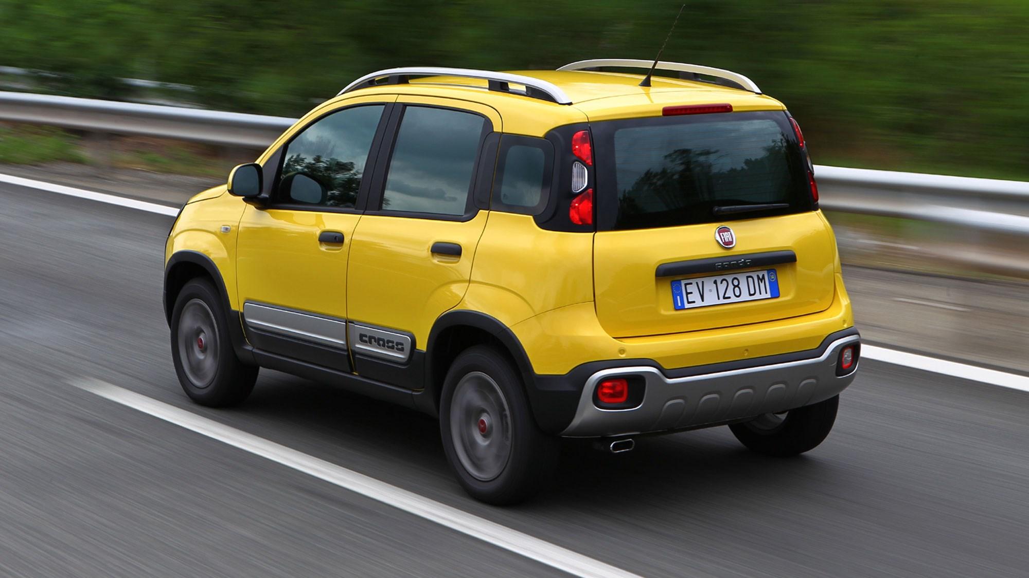 Fiat Panda Cross TwinAir (2015) review | CAR Magazine