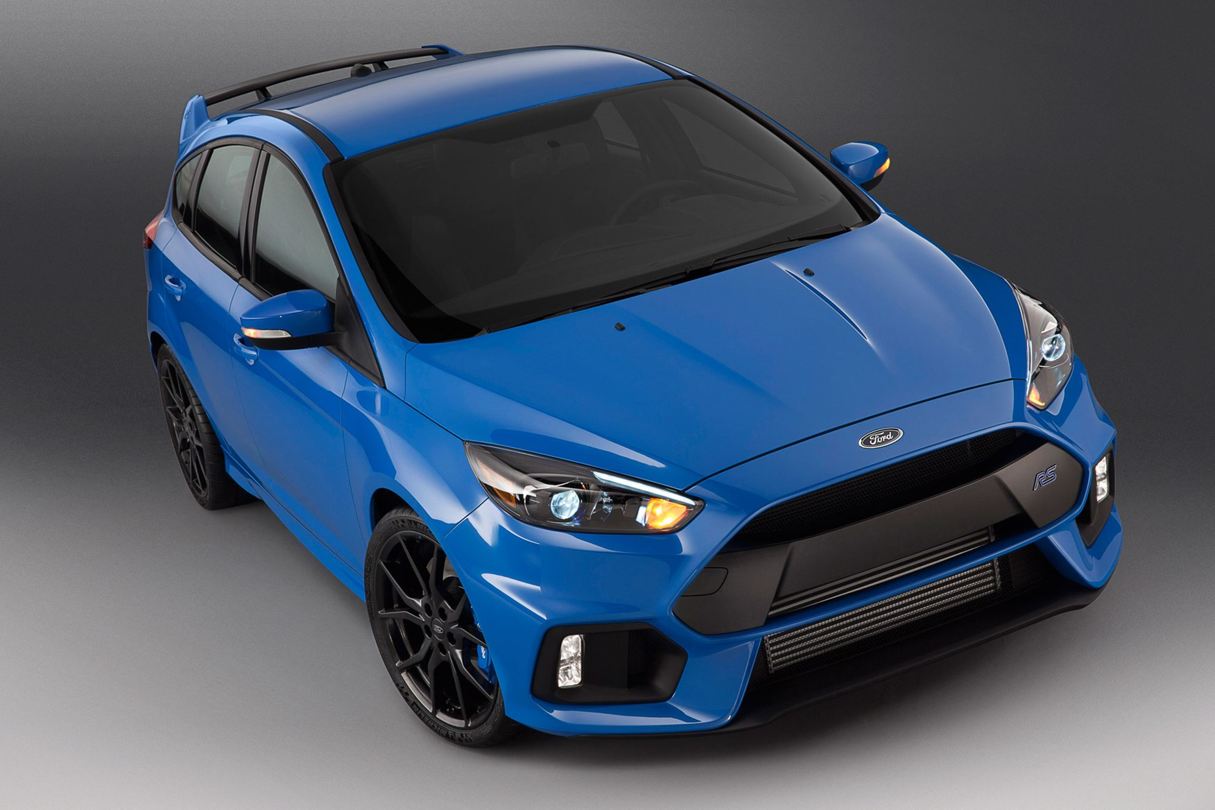 Blue 2: Ford Focus RS brightens up its paint for production | CAR Magazine