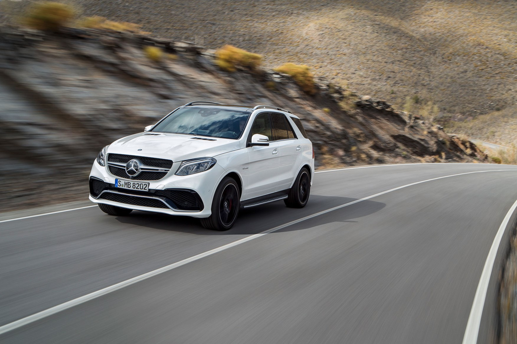 The Ml Is Dead Sort Of Meet The Mercedes Gle Car Magazine