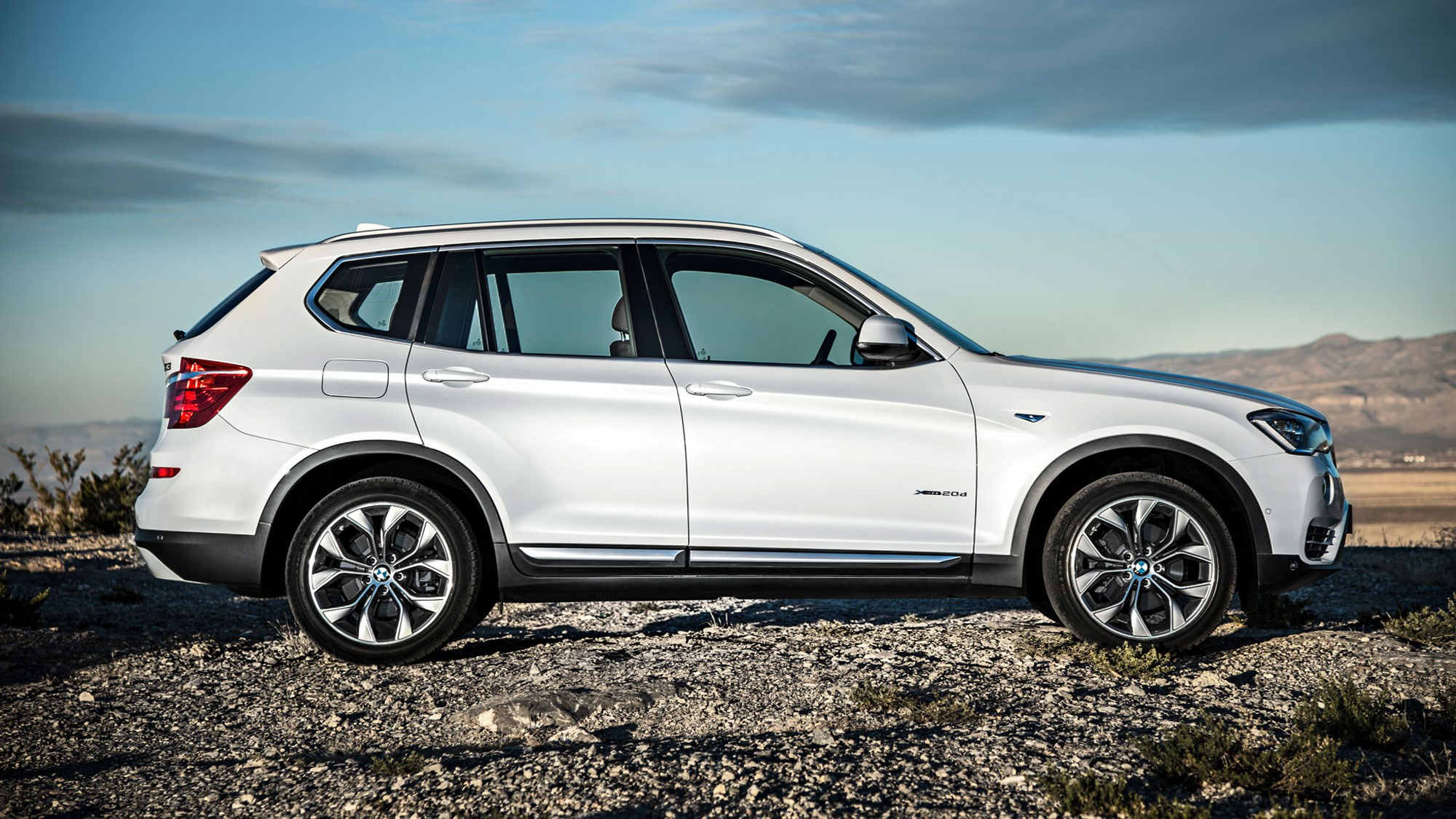 the next bmw x3 is due in 2017
