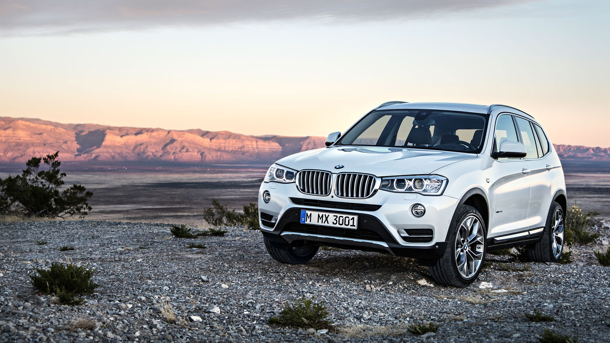 bmw x3 is due in 2017 the engine range offers more power and less thirst