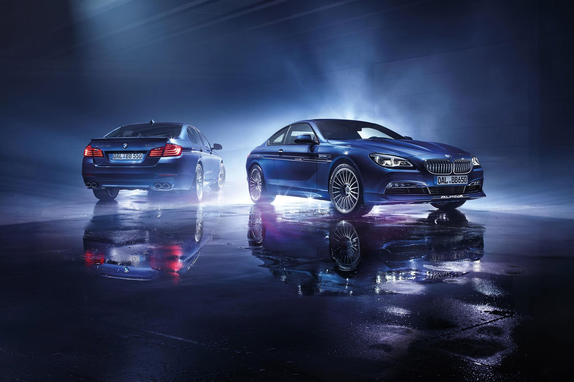 Alpina Blows Out Candles With New BMW B And B BiTurbo CAR - Bmw alpina b6 biturbo price