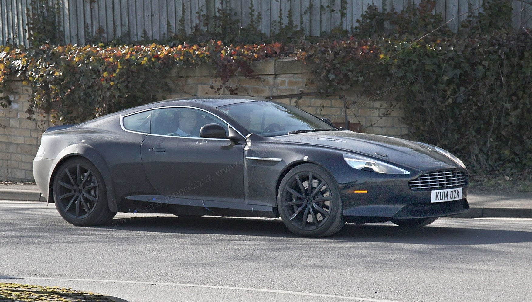 New Aston Martin Db11 Readies For 2016 Launch All The Latest On Db9