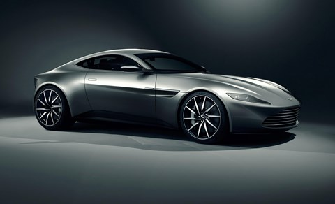 The Aston Martin DB10 for Spectre