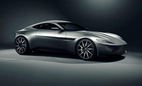 The Aston Martin DB10 for Spectre