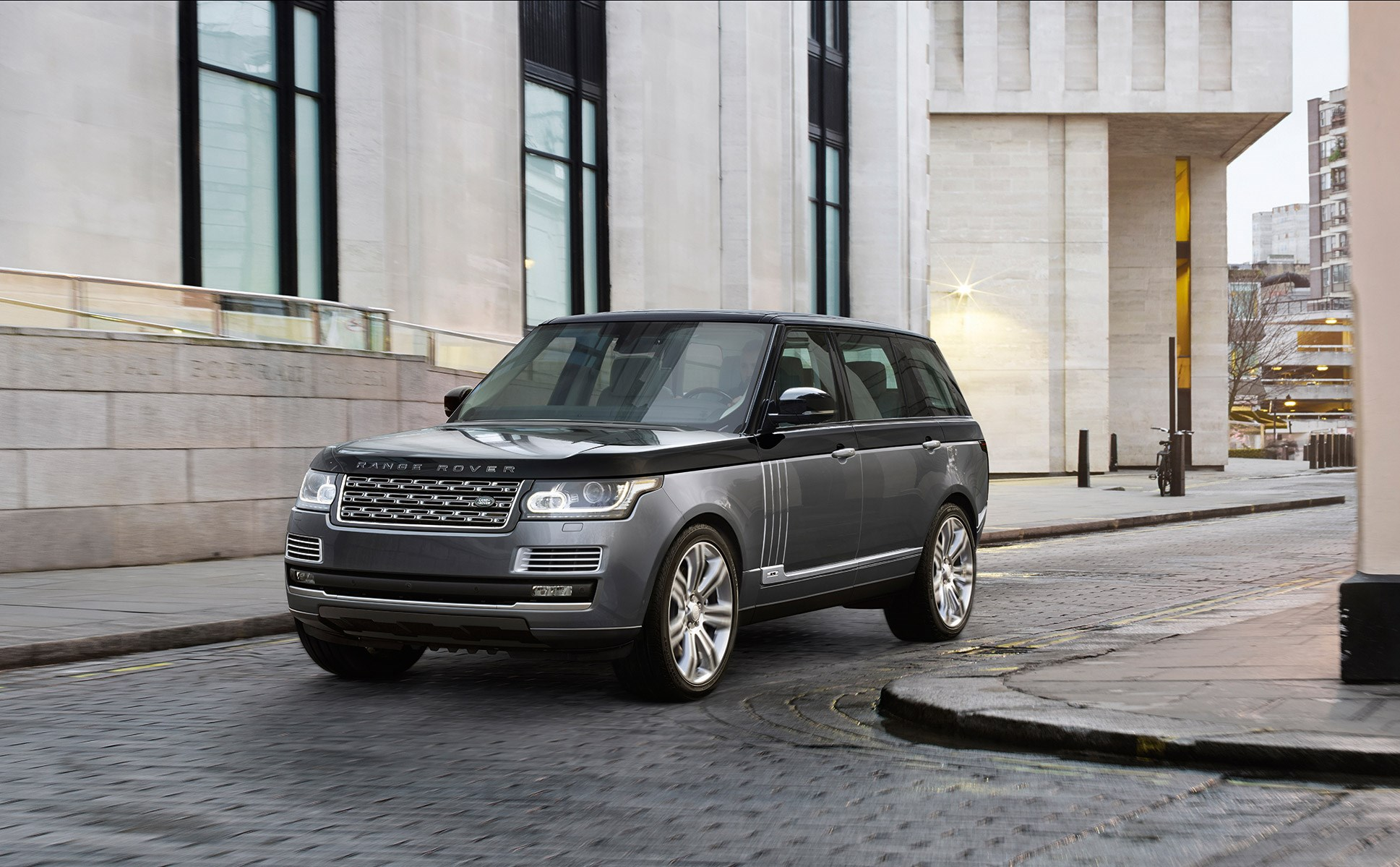 range rover svautobiography meet the 150k rangie by car magazine. Black Bedroom Furniture Sets. Home Design Ideas