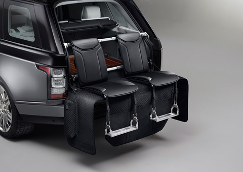 Posh picnic pews in new Range Rover SVAutobiography