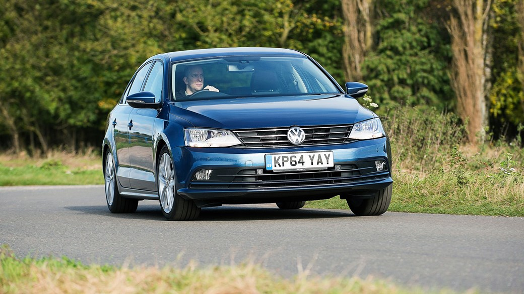 The Vw Jetta Is Available With Petrol Or Sel And Manual Automatic Gearbo