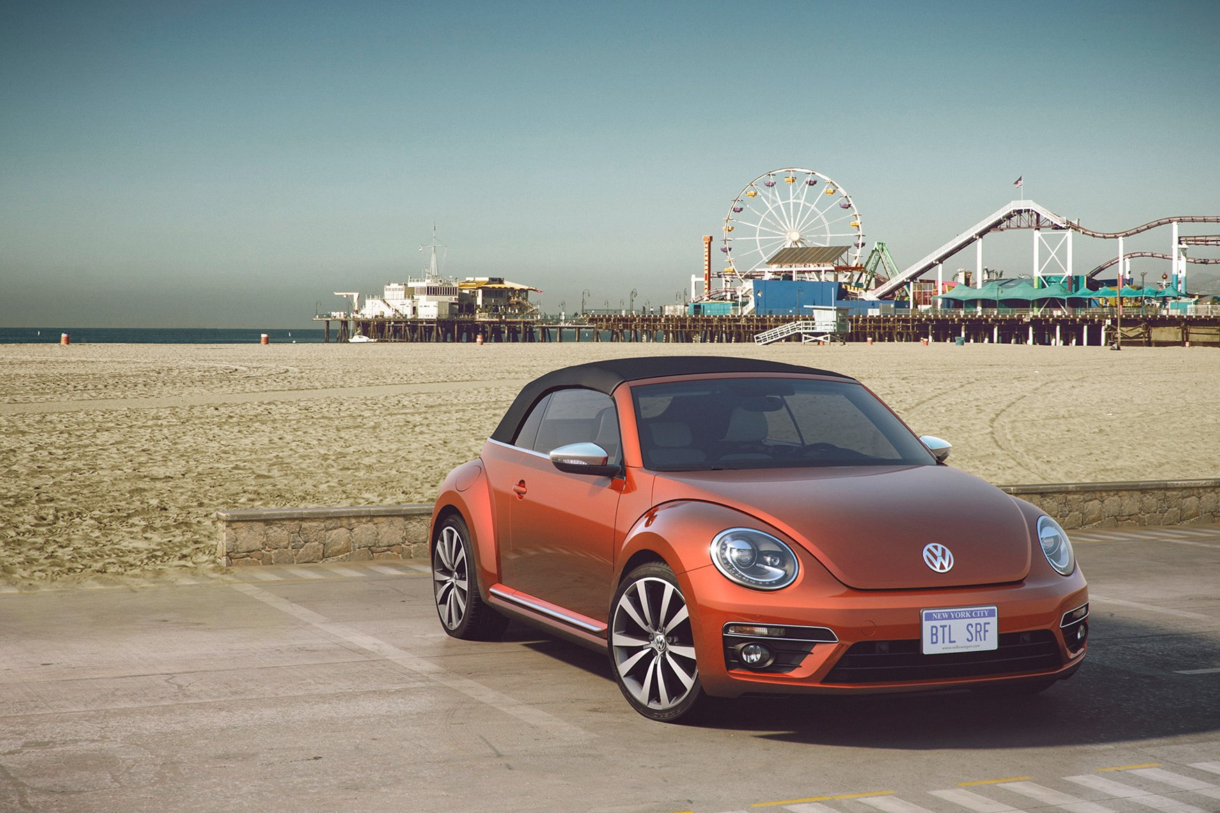 VW Beetle powers in to New York with R-Line, Denim and more special Bugs by CAR Magazine