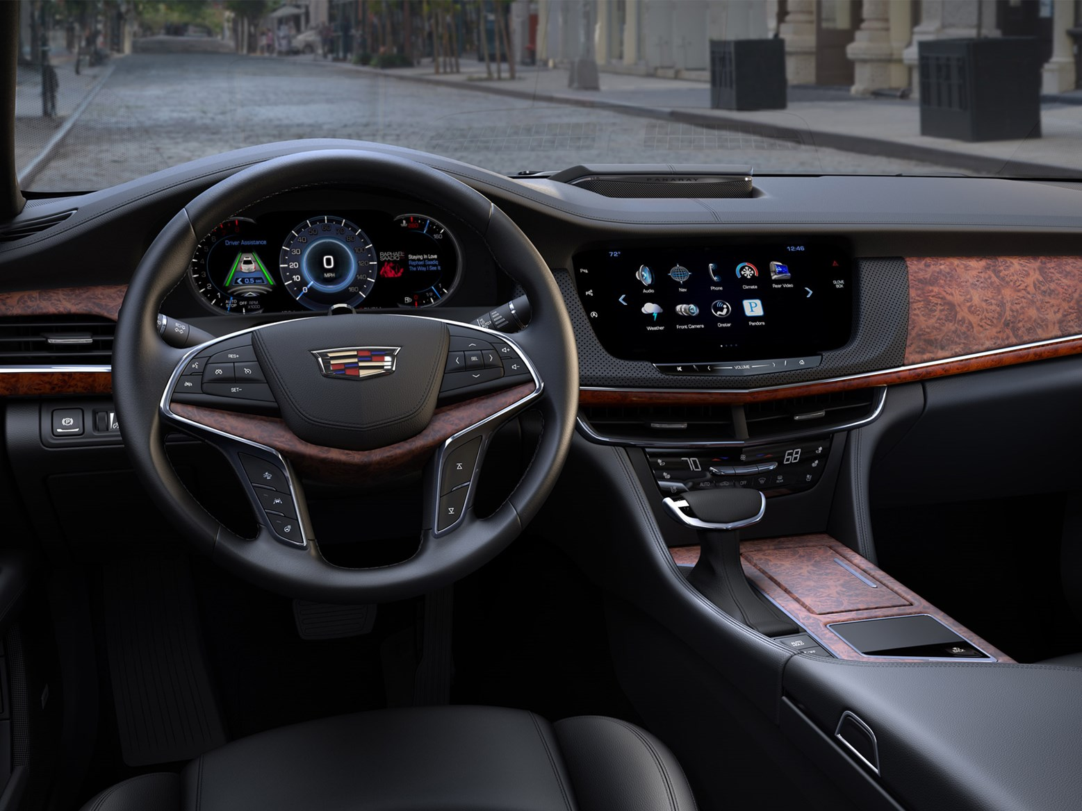 the shows made york makes show daily autos new article world debut ny auto cadillac its at