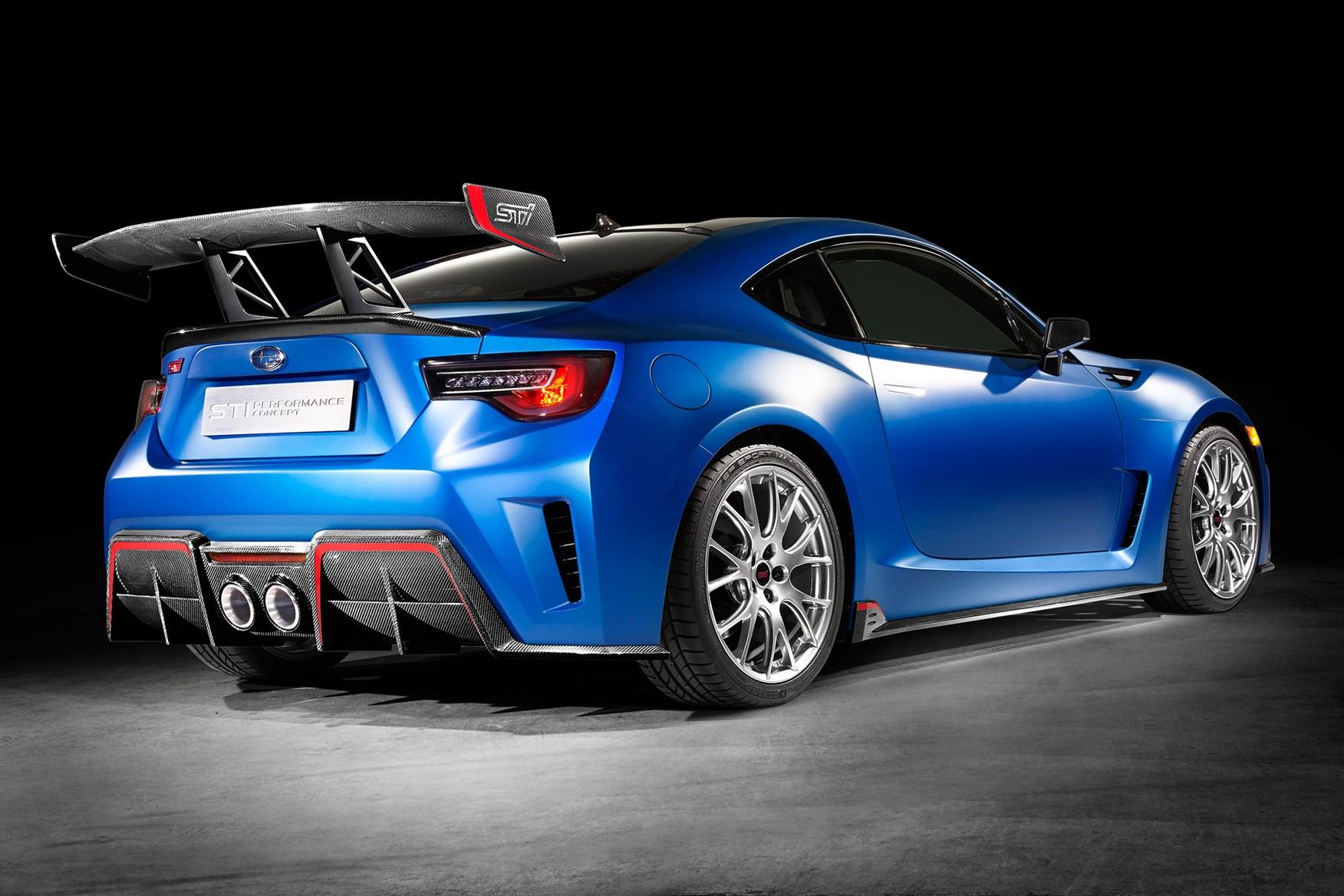 Meet The 300bhp Subaru Brz