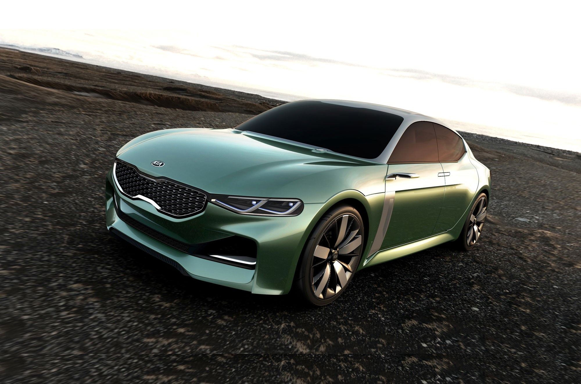 kia novo concept 2015 it s another interesting kia by car magazine. Black Bedroom Furniture Sets. Home Design Ideas