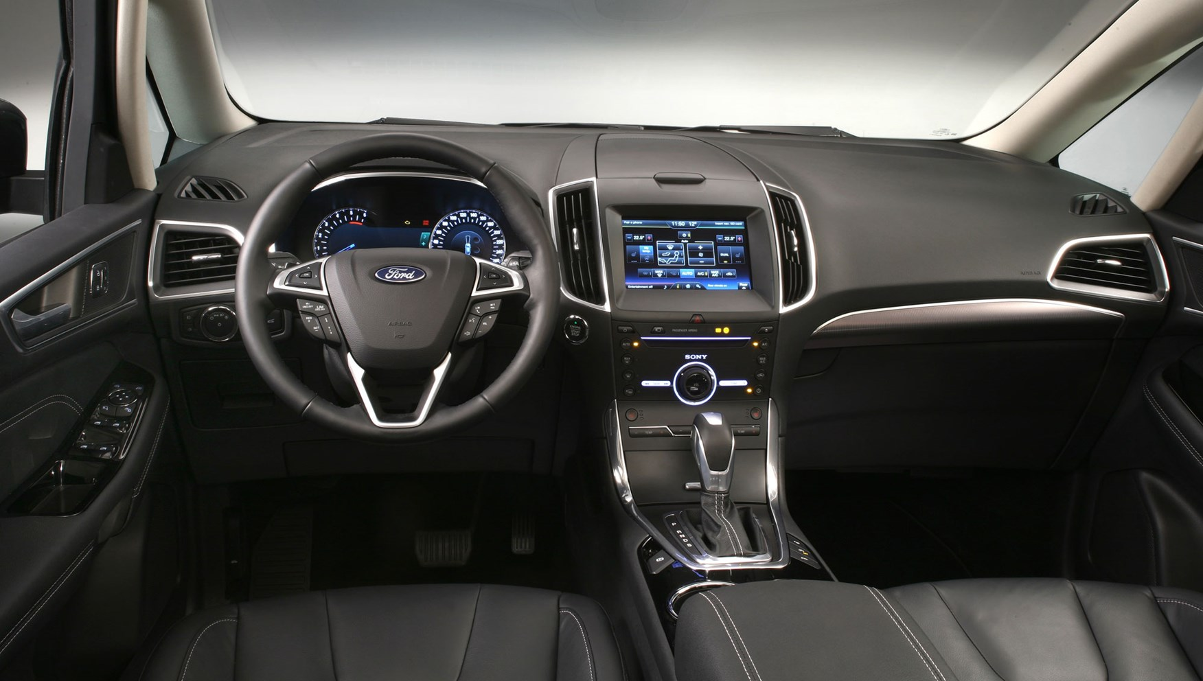 Ford Mondeo 2015 Interior >> New Ford Galaxy (2015): the S-Max's sensible twin by CAR Magazine