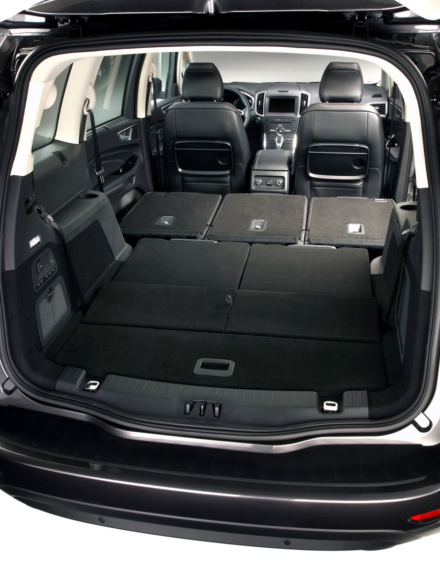 interior 2015 ford galaxy a totally flat load area is possible