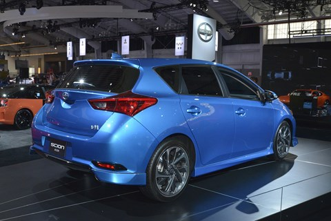 The Scion iM. A Mazda joint venture by another name
