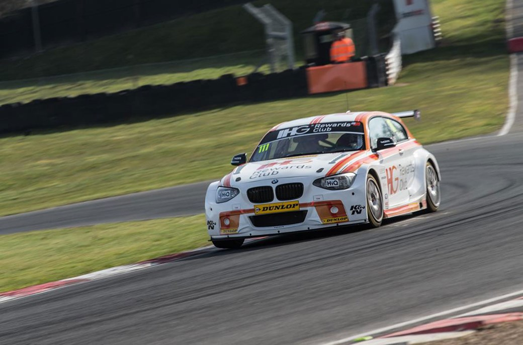 Back In The Btcc Tin Top Ace Andy Priaulx On His British Touring