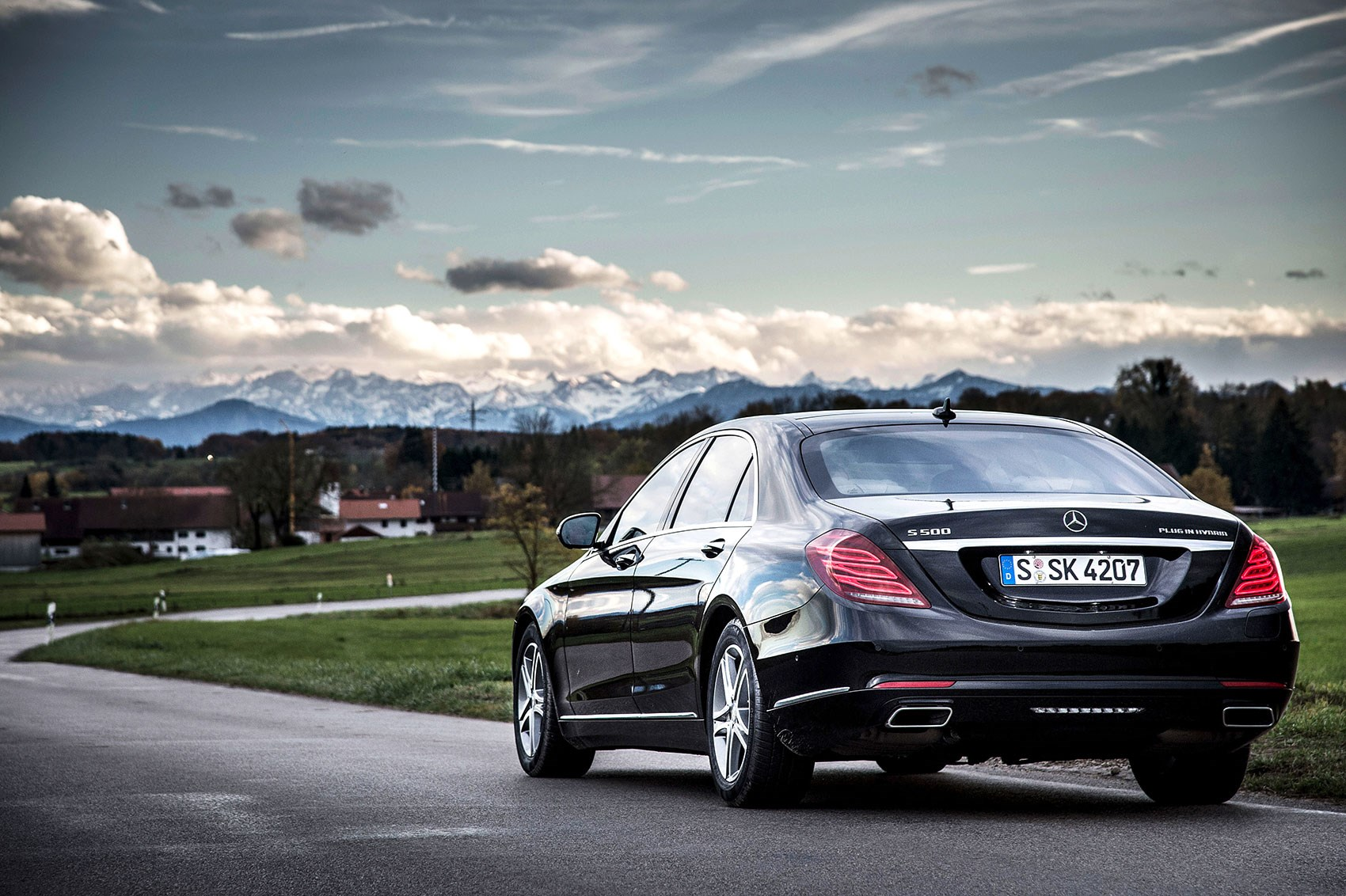 Mercedes S500 Plug In Hybrid 2015 Long Term Test Review
