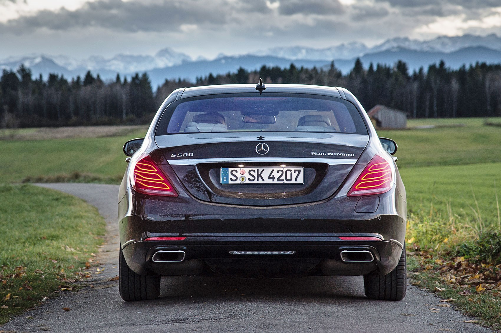 Benz Drift Car >> Mercedes S500 Plug-in Hybrid (2015) long-term test review by CAR Magazine