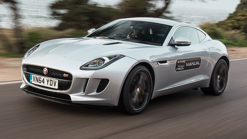 Jaguar F Type Used To Be Auto Only   Now Thereu0027s A Manual Option