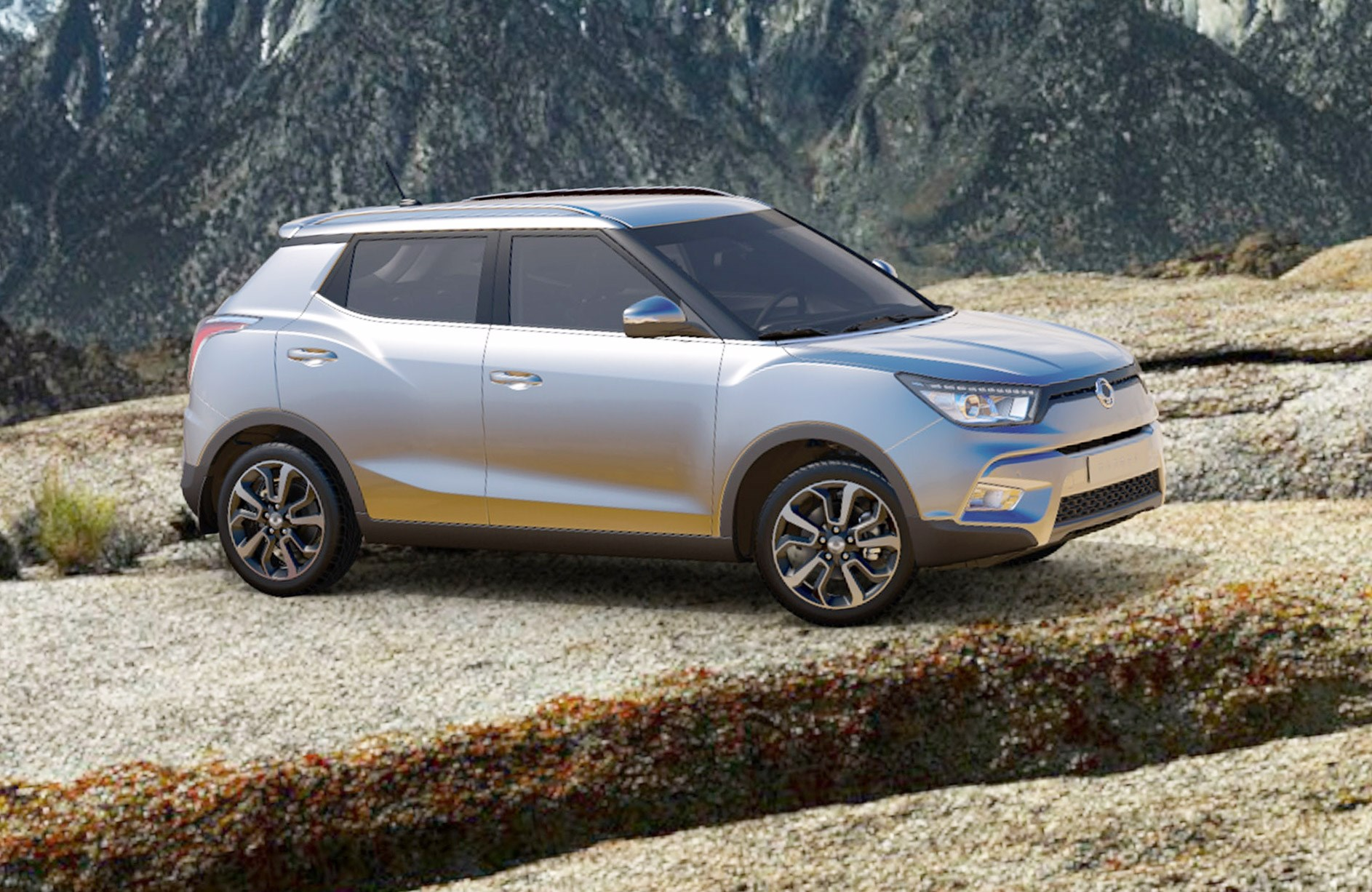 Ssangyong Tivoli To Cost 163 12 950 Priced To Disrupt The