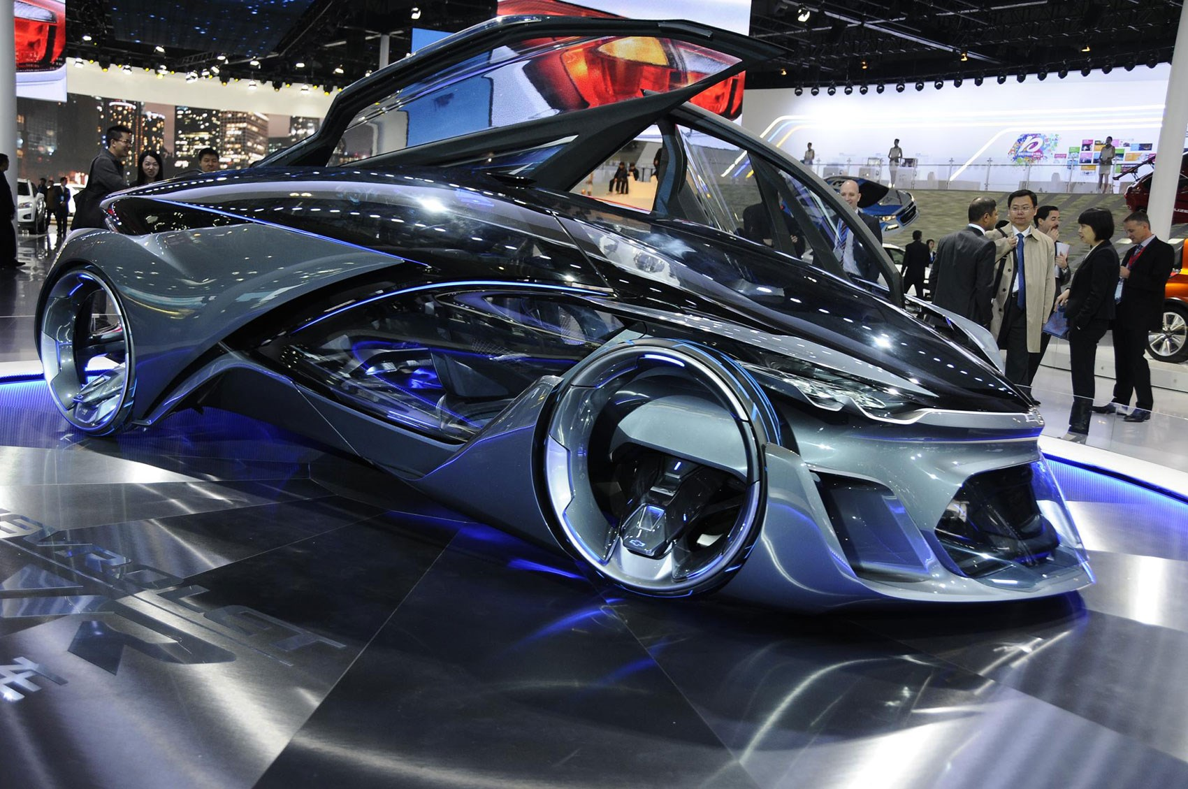 Shanghai Motor Show 2015 A Z Of All The New Cars Car