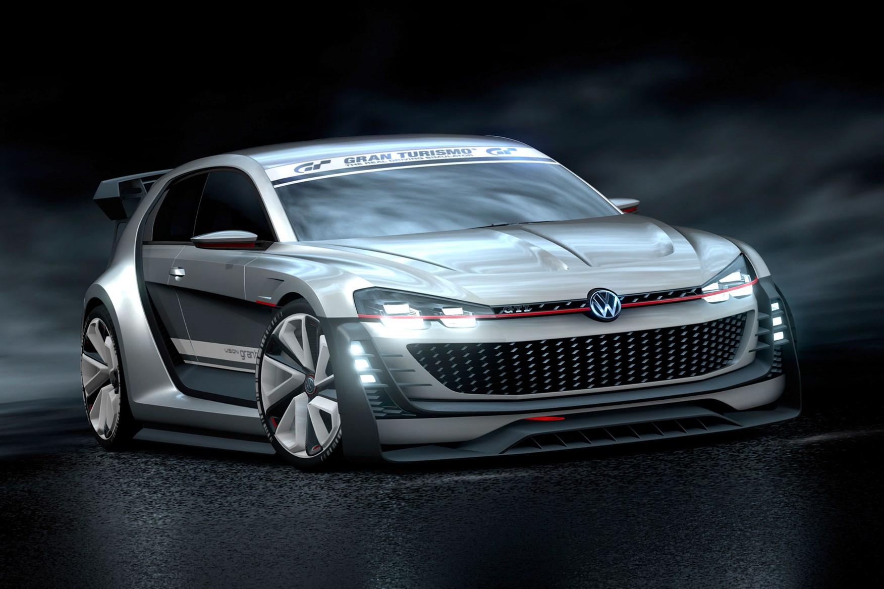 It s a Golf but not as we know it meet the VW GTI Supersport
