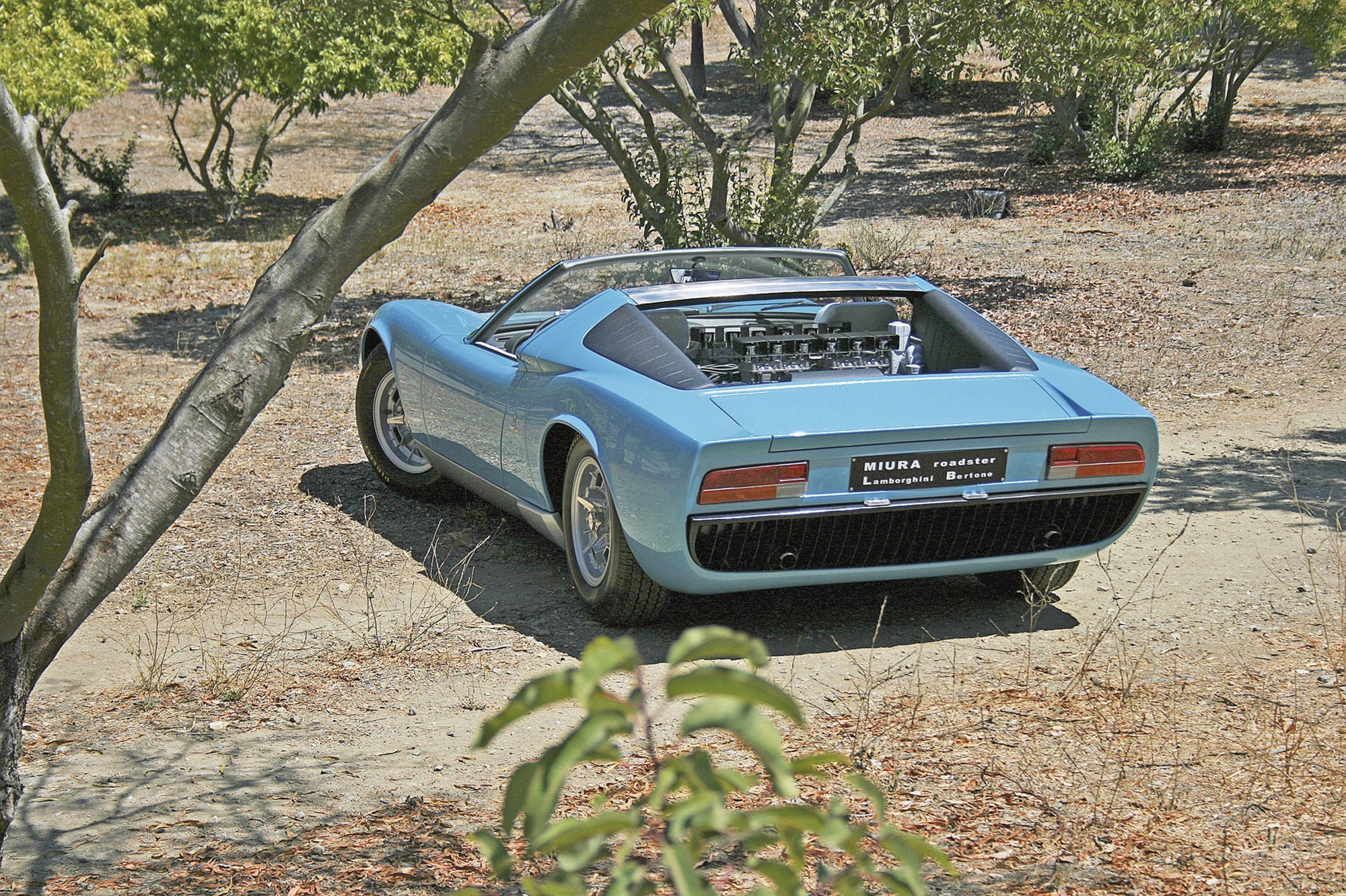 Sublime To Ridiculous Lamborghini Miura Roadster And Veneno At